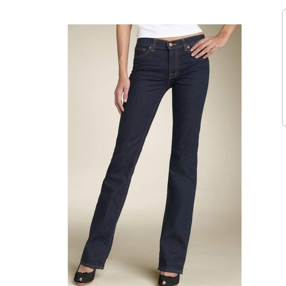 f8277fa6a958a J Brand Denim - J Brand 805 INK straight leg jeans sz 31 stretch